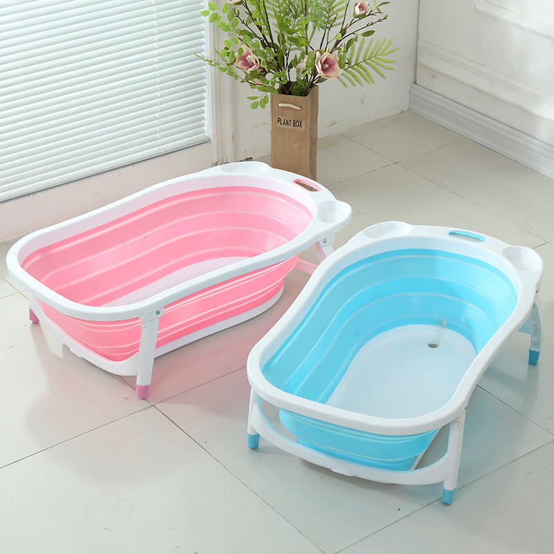 China New Model Custom Made Foldable Baby Bathtub Photos & Pictures ...