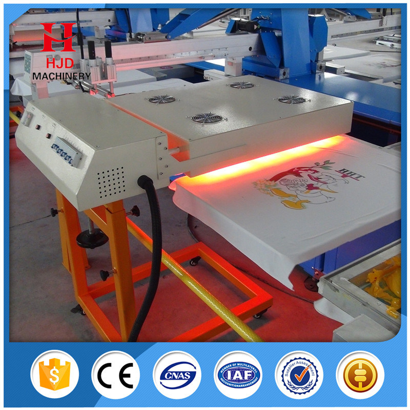 Touch Screen Automatic Textile Printing Machinery pictures & photos