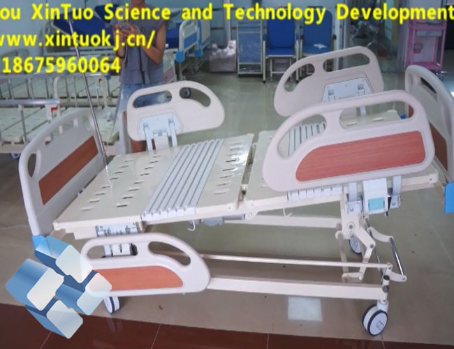 Factory Direct Intensive Care Nursing Hospital Patient Sleep Medical Bed