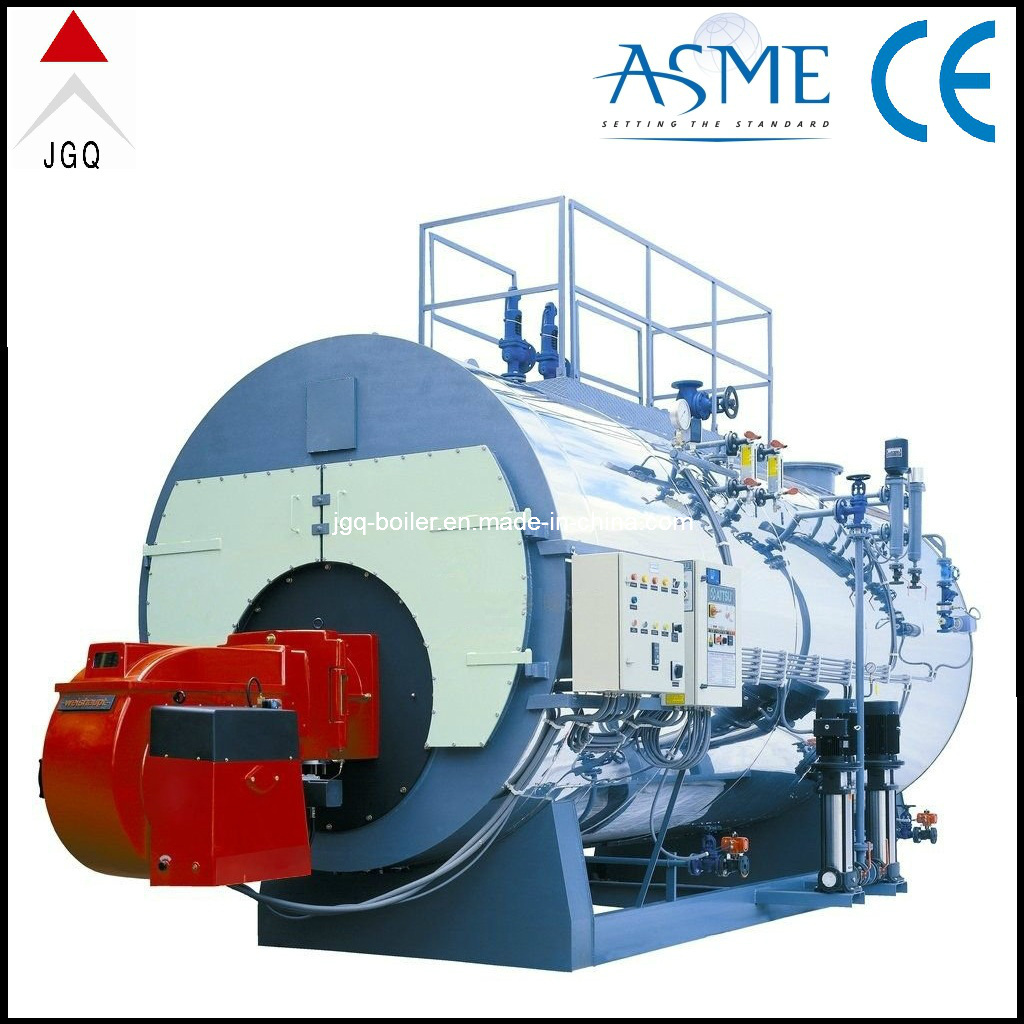 China Diesel Oil Steam Boiler with Italy Burner - China Boiler ...