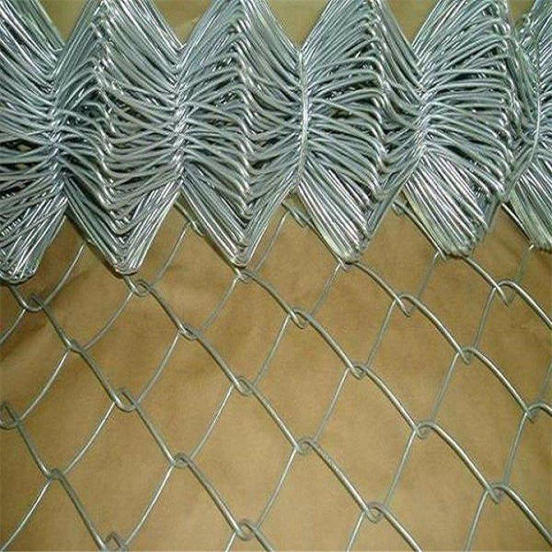 China Galvanized Diamond Wire Mesh (wire diameter: 1.2mm to 5mm ...