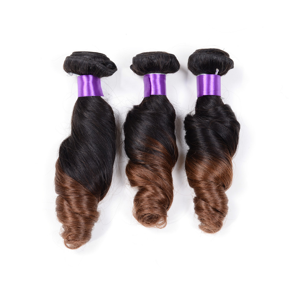 China Remy Hair Extension Spring Curl Style Brazilian Cheap Hair