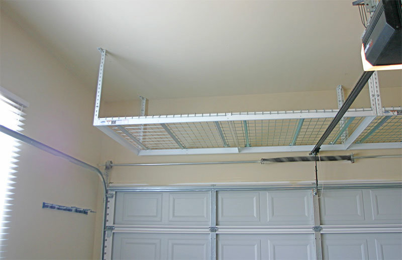 China Exported To Costco Overhead Garage Storage Garage Ceiling