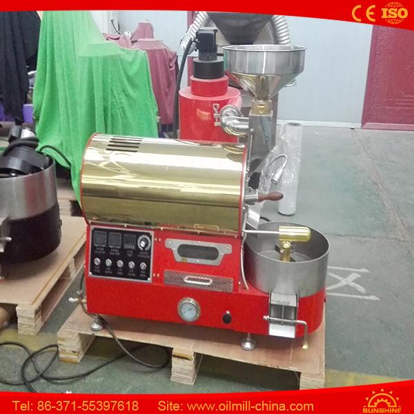 China 1kg Coffee Roasting Machine Mini Coffee Roaster Price Coffee