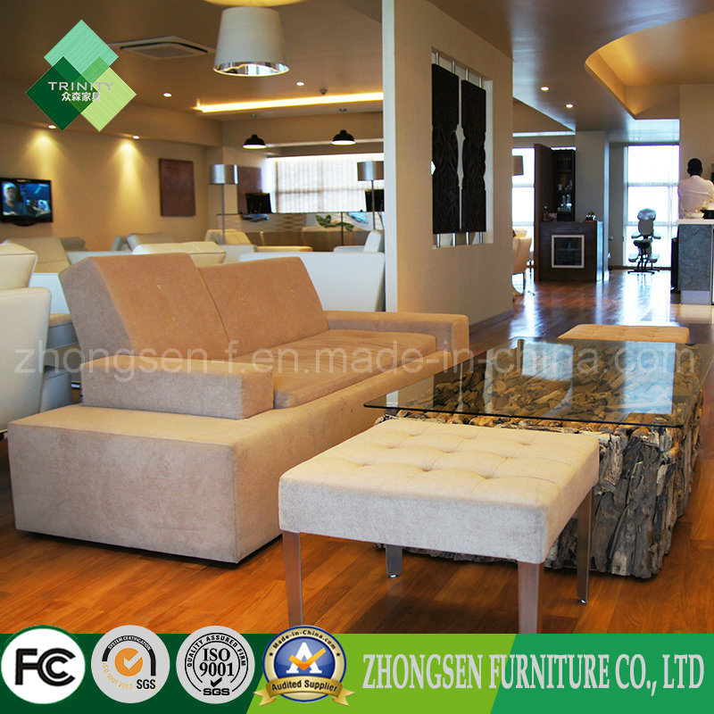 China Product Fabric Sofa Chairs Used Lobby Furniture For