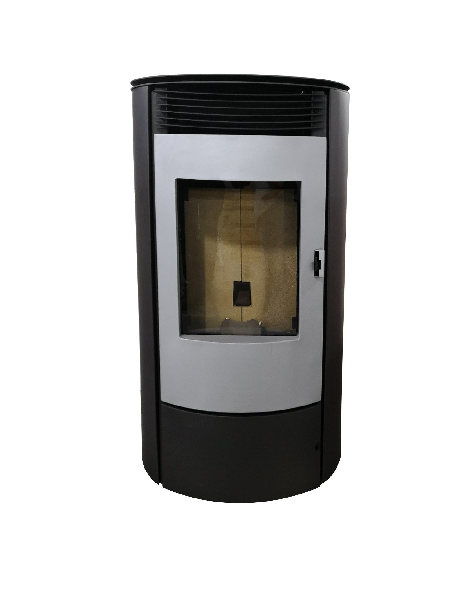 China Round Shape Free Standing Wood Pellet Stove