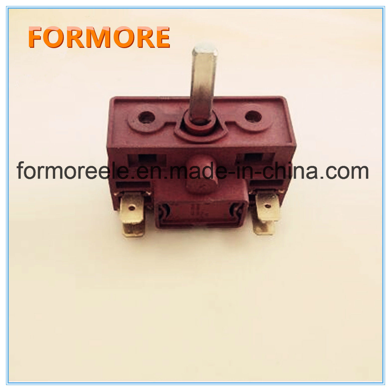 China Air Cooler Selector Switch Electric Radiator Oven Rotary