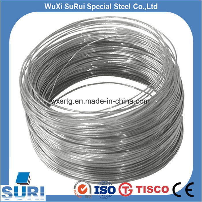 China 316 316L Stainless Steel Wire Rod 3mm Spring Wire Photos ...