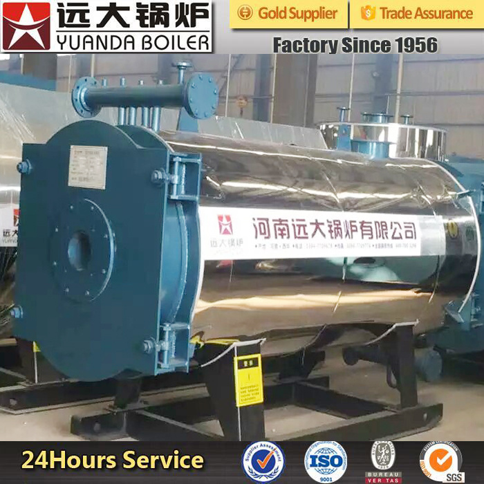 Natural Gas Fuel Fired thermal oil boiler thermal oil heaters pictures & photos