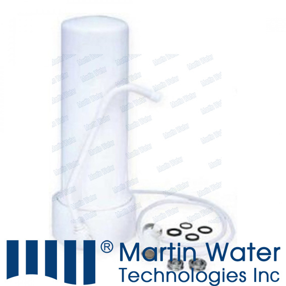China Martin Countertop Under Sink Filter System For Water