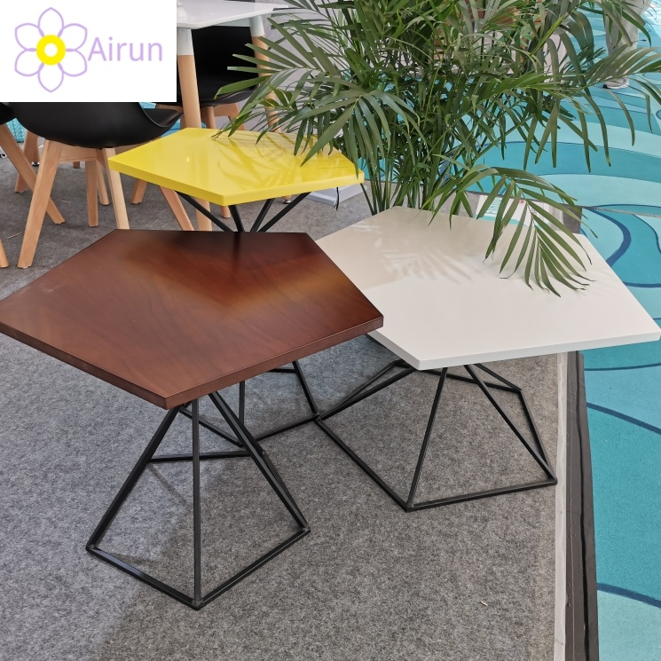 china nordic modern living room furniture star wood mdf