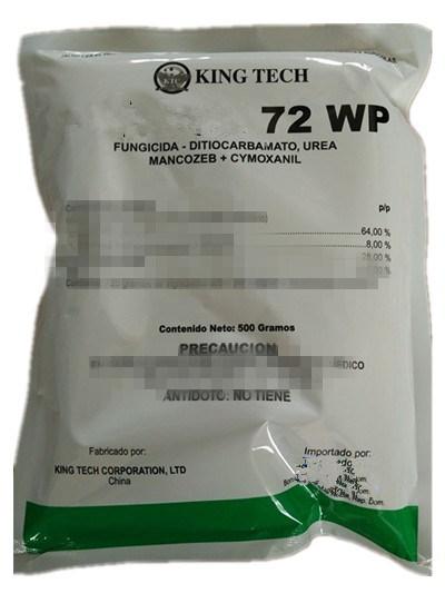 [Hot Item] (Cymone) Cymoxanil 8%+Mancozeb 64% Wp Combination Formulation  for Agricultural Fungicide