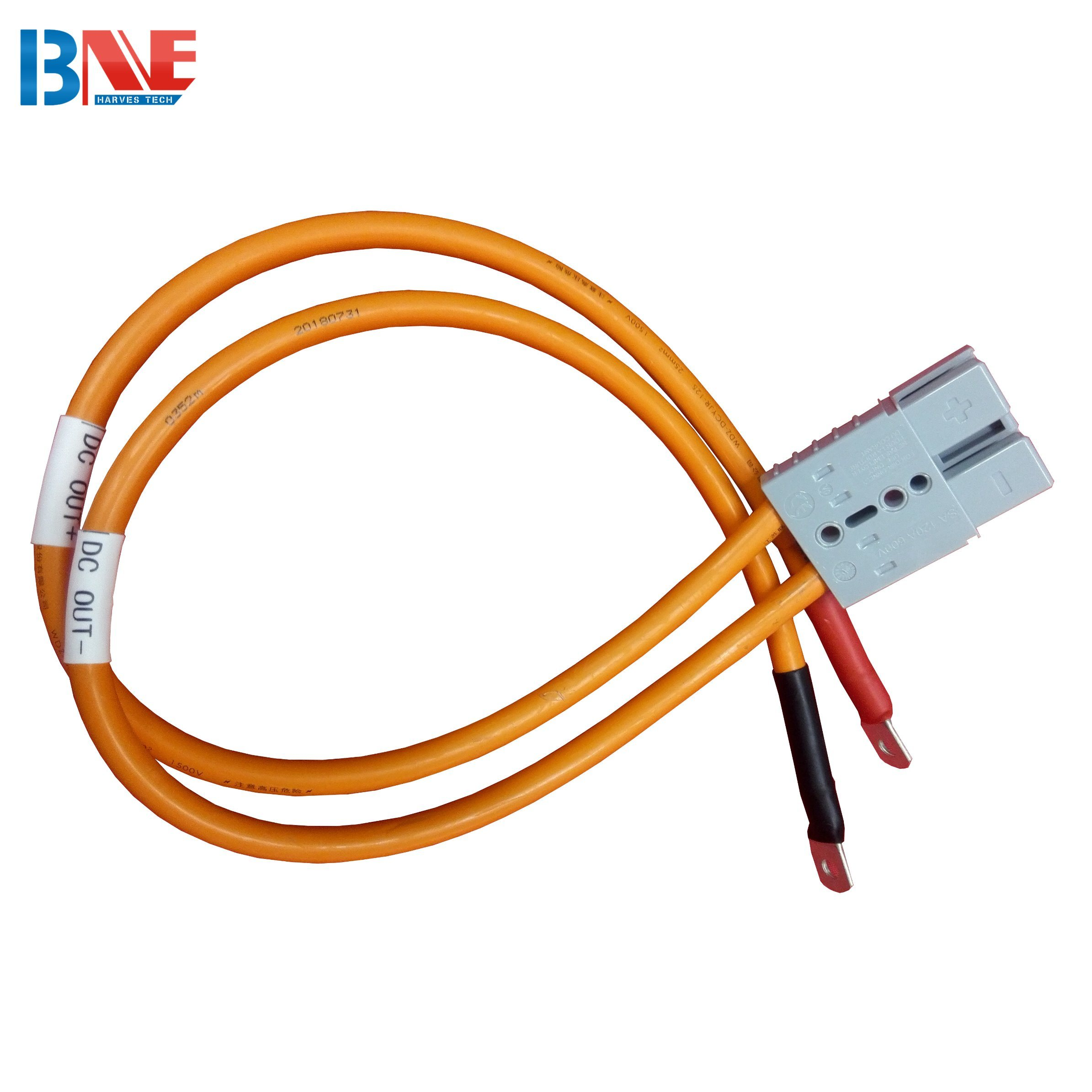 China Customized Industry Automotive Electrical Wiring Harness - China  Electrical Wire Harness, Industrial Cable HarnessBne Harvest Tech Ltd.