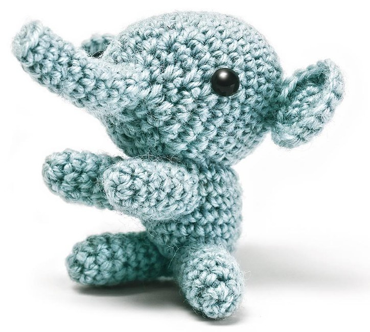 Elephant Crochet Patterns – Cute Toys - A More Crafty Life | 651x724