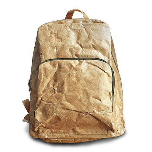 d2f97bc34983 Water-Resistant Tyvek Paper Foldable Fashionable Promotioal Light Unique  Paper Backpack
