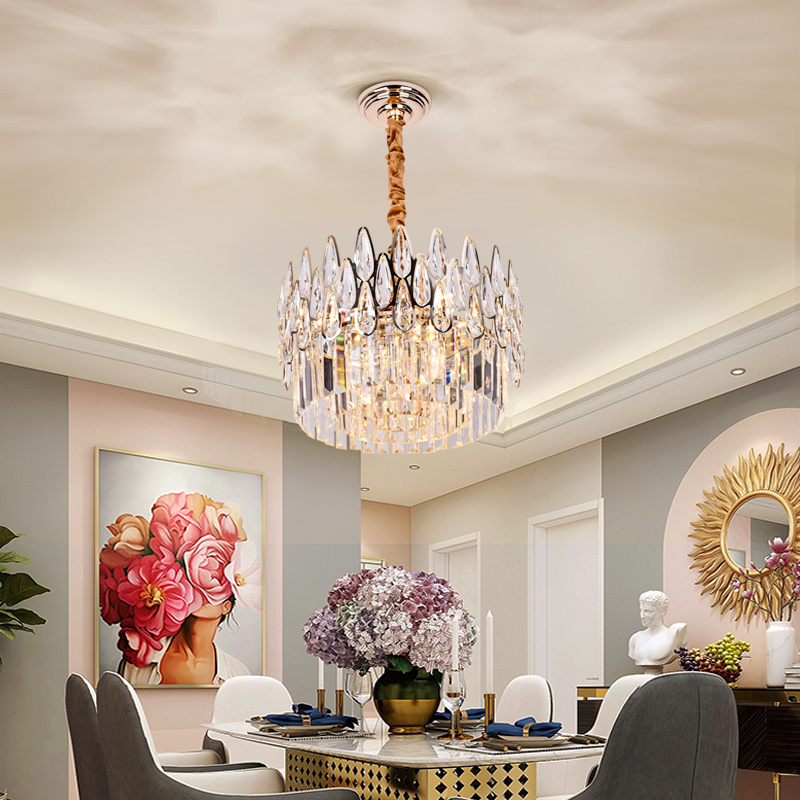China Modern Light Luxury Crystal Living Room Ceiling Lamp Nordic Simple Ceiling Lamp Photos Pictures Made In China Com,Design Thinking Empathy Map Example