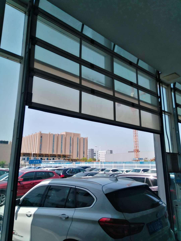 overhead glass garage door. Sectioanl Transparent Door/Sectional Glass Door/Transparent Sectional Overhead Garage Door/ Door S