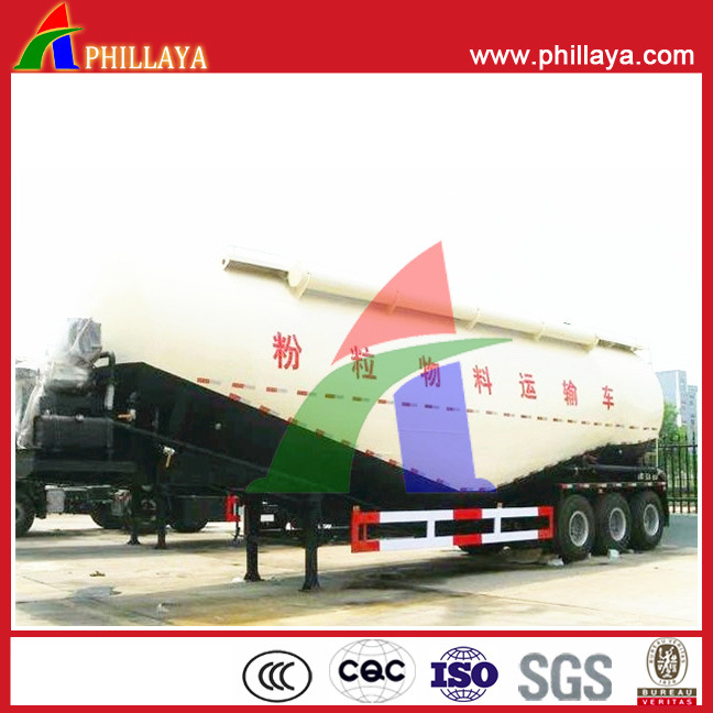 50 Cube Meter Bulk Power Cement Tank Trailer pictures & photos