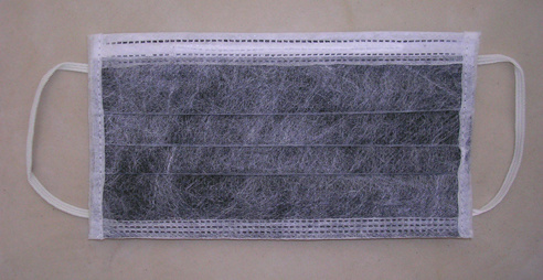 Disposable 3-Ply Nonwoven Surgical Face Mask with Tie on (sc-FM001)