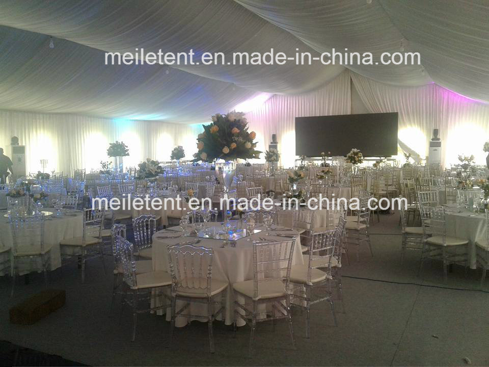 China Outdoor Ceiling Tent Wedding Decoration Marquee Tents For Sale