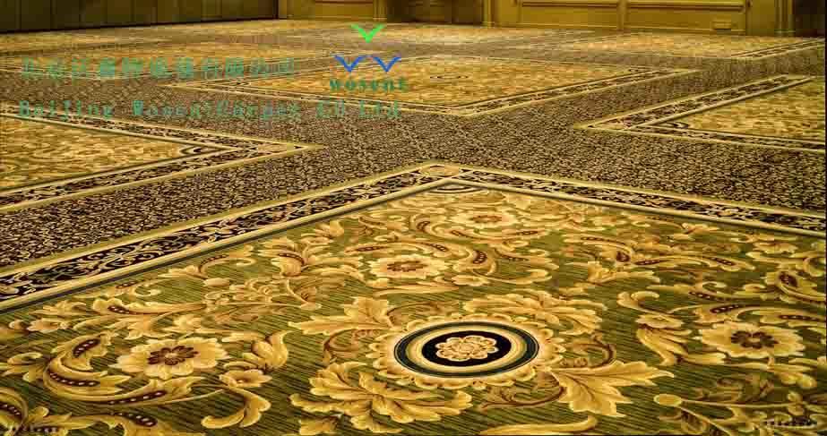 China Comfortable 5 Star Hotel Lobby 80 Wool Amp 20 Nylon