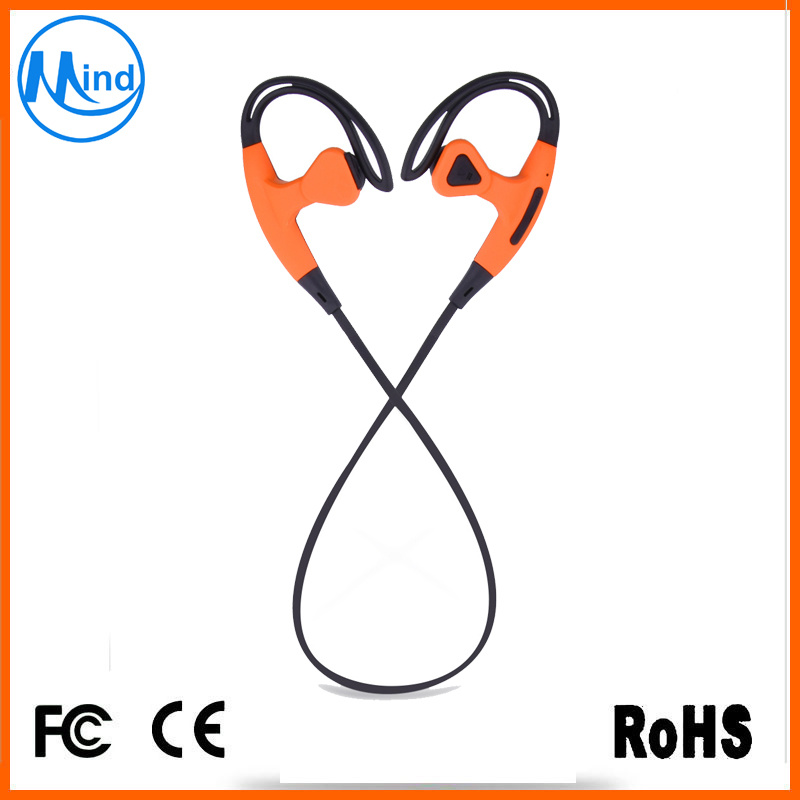Noise Reduction Fashionable Sport Bluetooth Earphone Earbuds Mobile Phone Earphone
