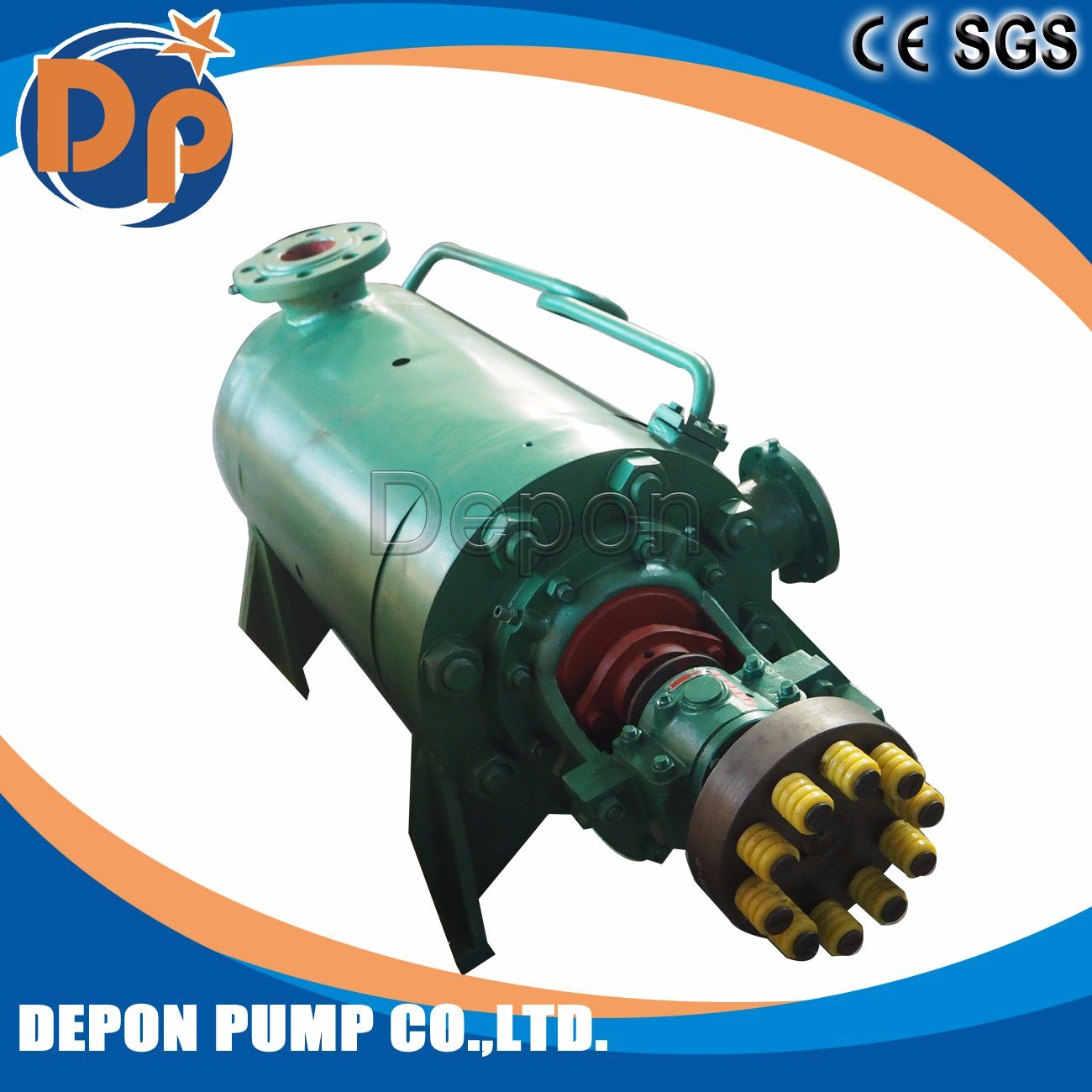 Marine Horizontal Electric Mining Centrifugal Pump Supplier pictures & photos