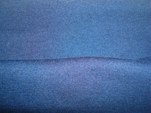 Mercerized Wool Silk Cashmere Blenched Semi Worsed Yarn