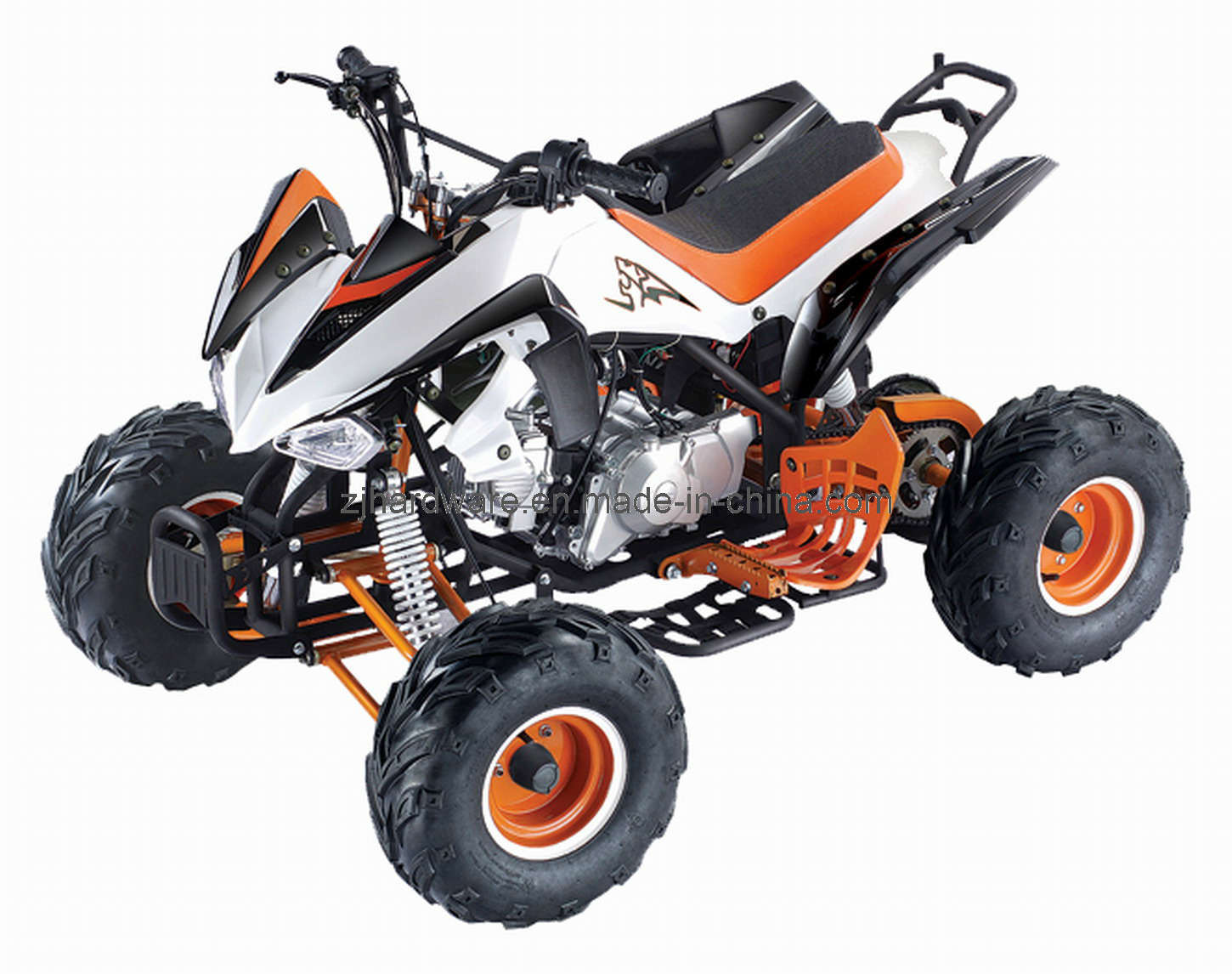 China 110cc Atv  Hd-50j