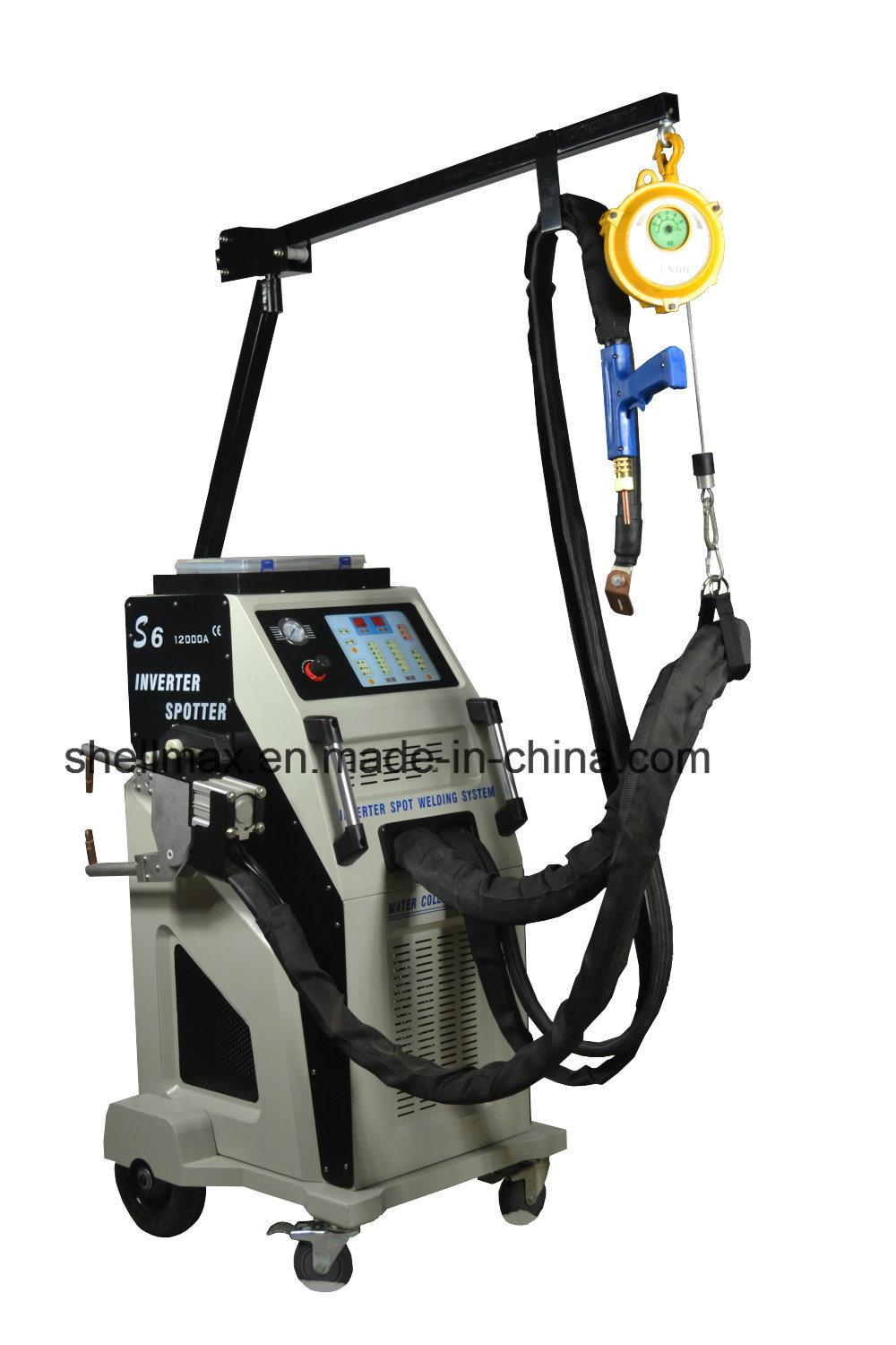 13000A IGBT Inverter Spot Welder for Auto Repair S6-Lx Gun
