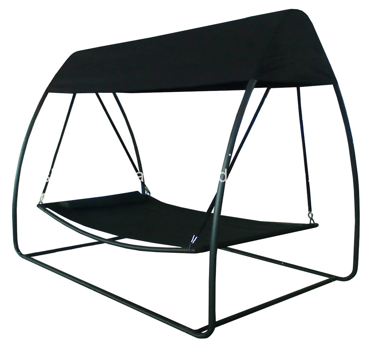 Patio Garden Swing Chair/Bed with Mosquito Net pictures & photos