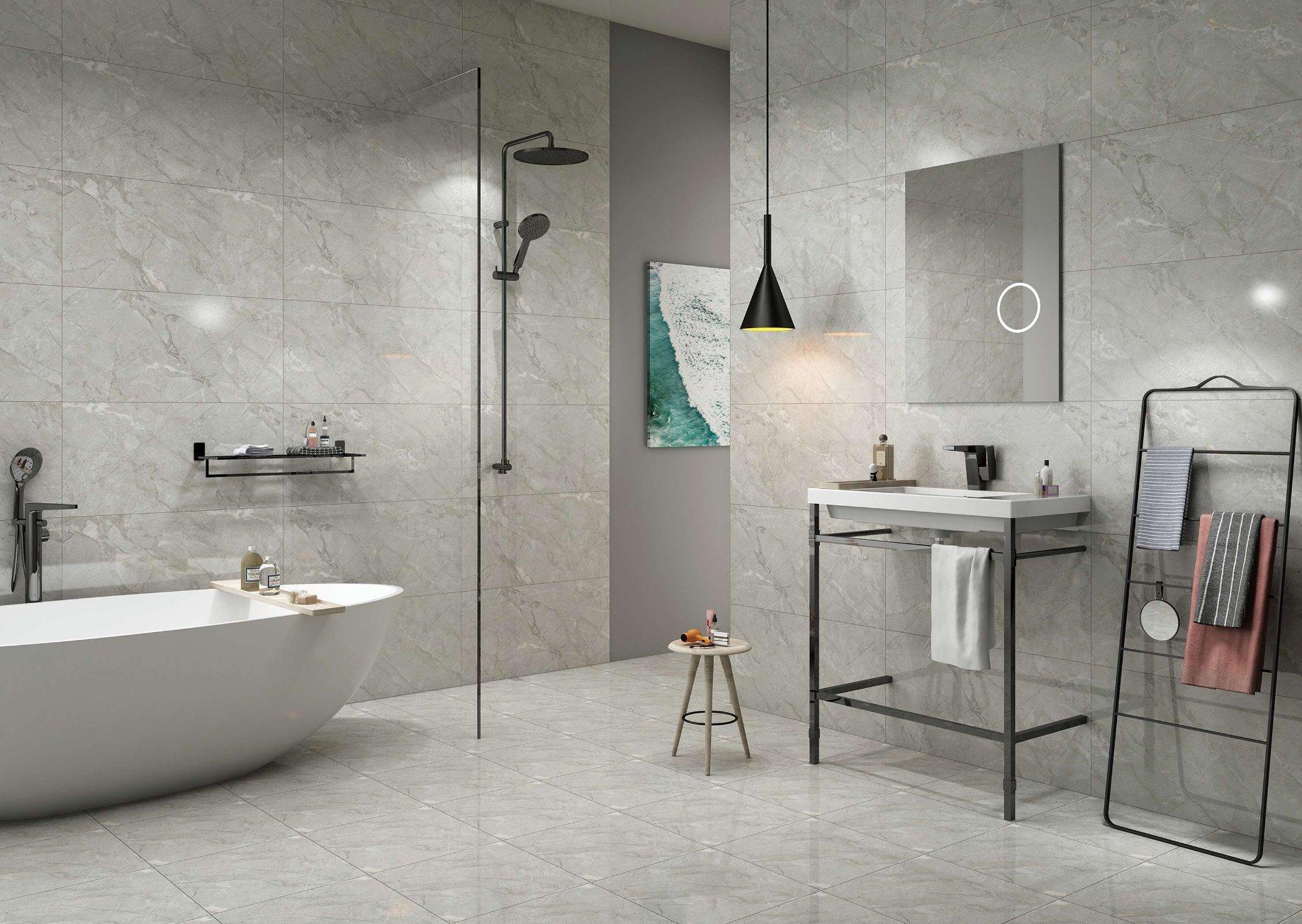 Ceramic Wall Tiles Bathroom Kitchen, Porcelain Tiles For Bathroom