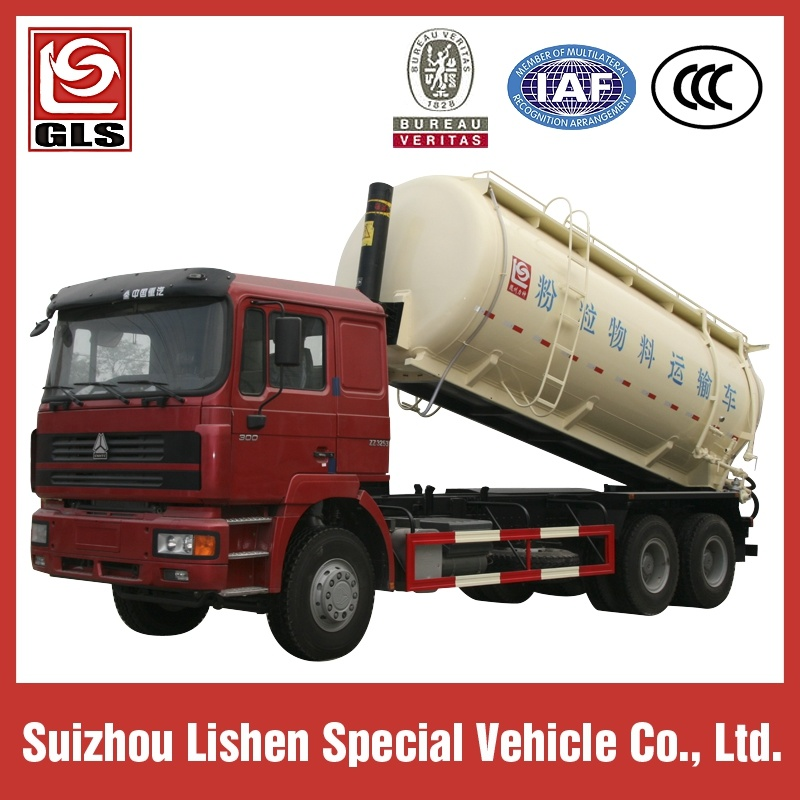 Sinotruk 6*4 Bulk Powder Tank Truck pictures & photos
