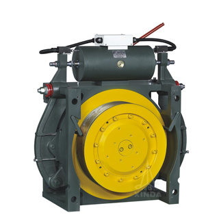 Gearless Traction Machine for Elevator / Lift (WWTY Series) pictures & photos