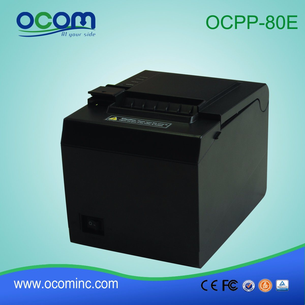 [Hot Item] Ocpp-80e POS 80mm Thermal Receipt Printer for Driver Download
