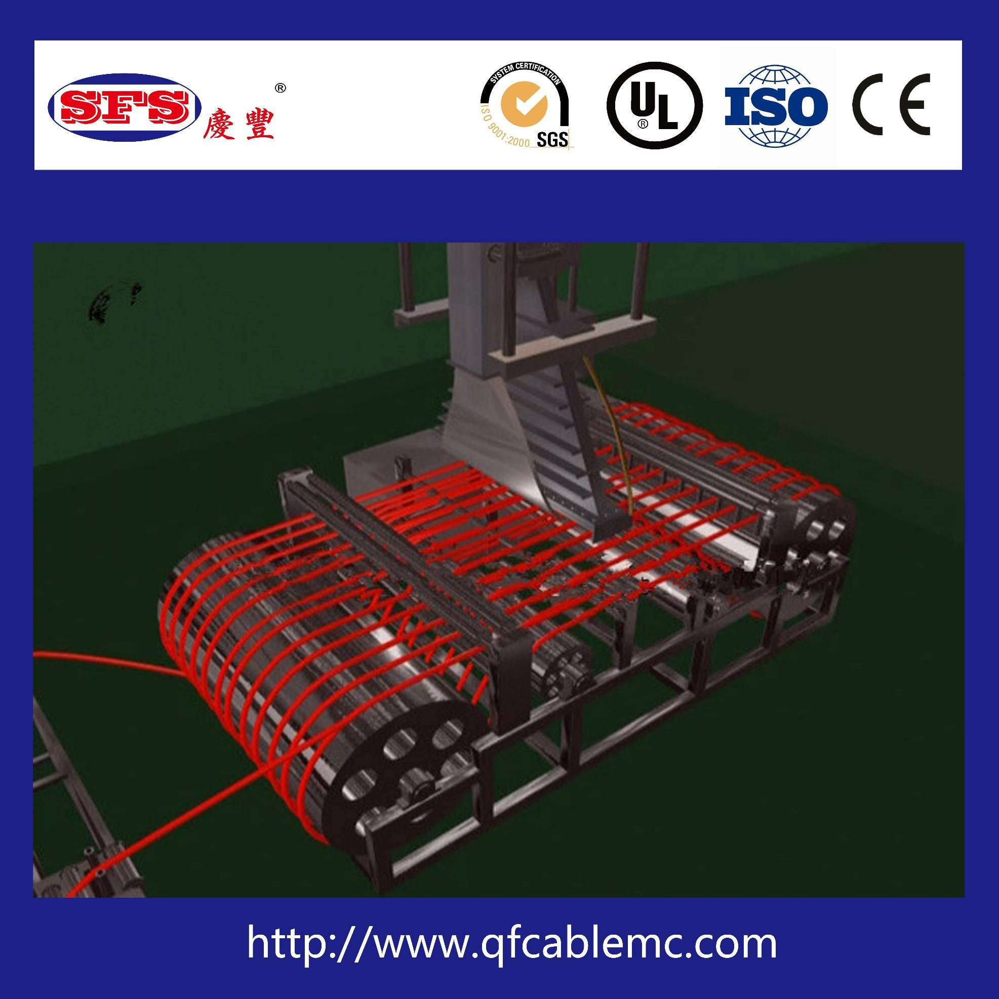 Electric Tracing Band Excellent Electrical Wiring Diagram House Circuit China Big Wire Irradiation Processing Machine For Rh Dgqingfeng En Made In Com An Line Tracer