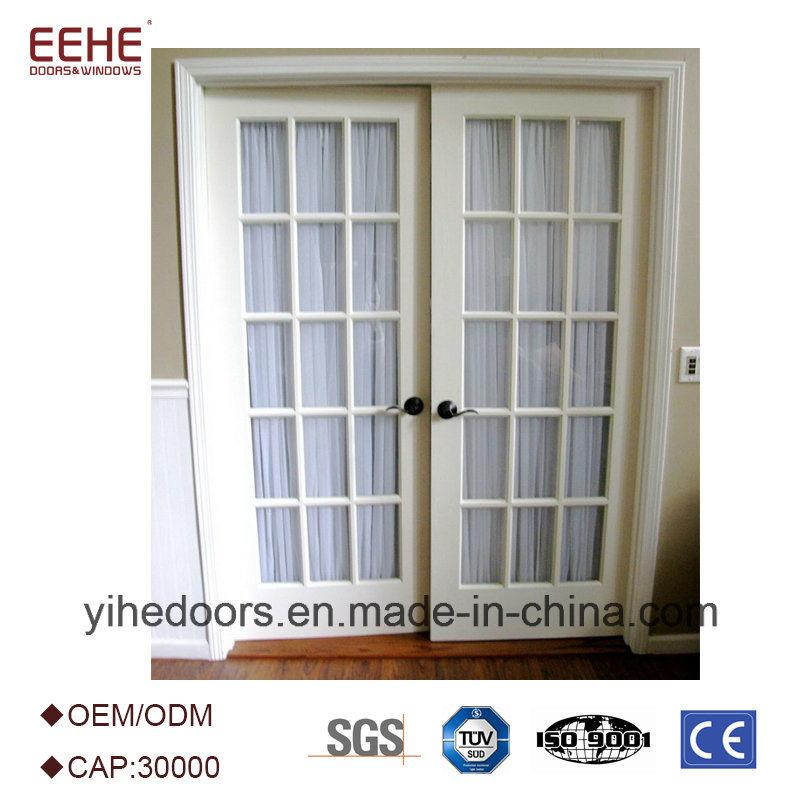 China Aluminium 12mm Toughened Glass Door Design Bedroom Door