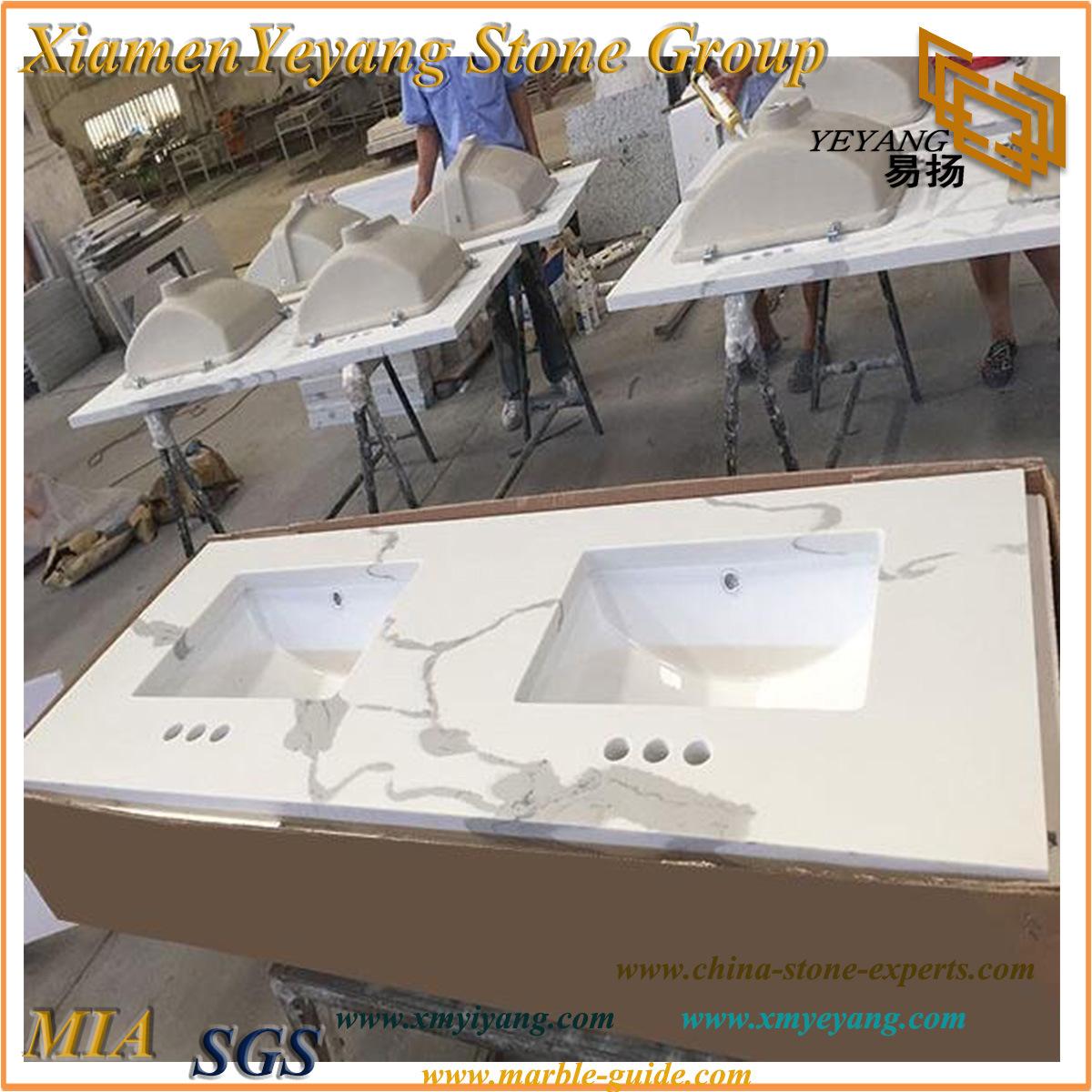 vanity decorators mist collection countertops n winter bathroom stone w bath depot tops effects vanities top in home b the wm