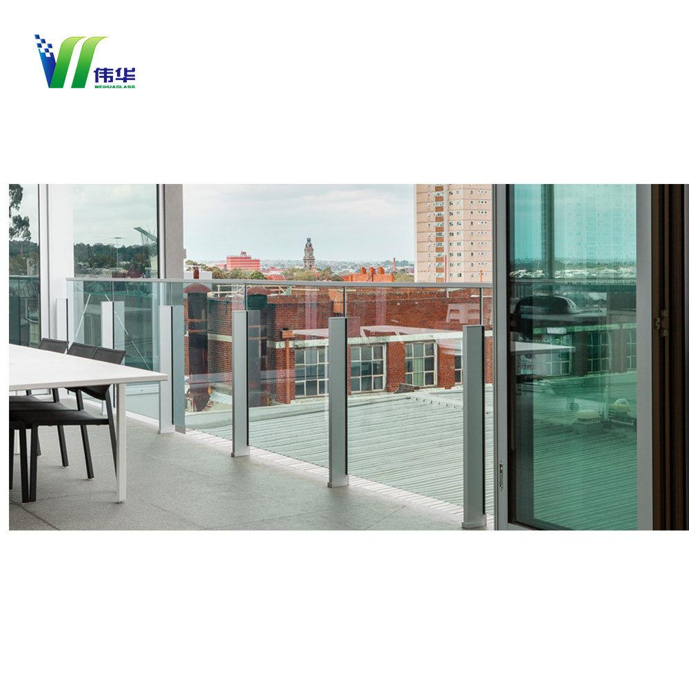 China Balustrade Glass Panel Safety Balustrade Laminated Glass