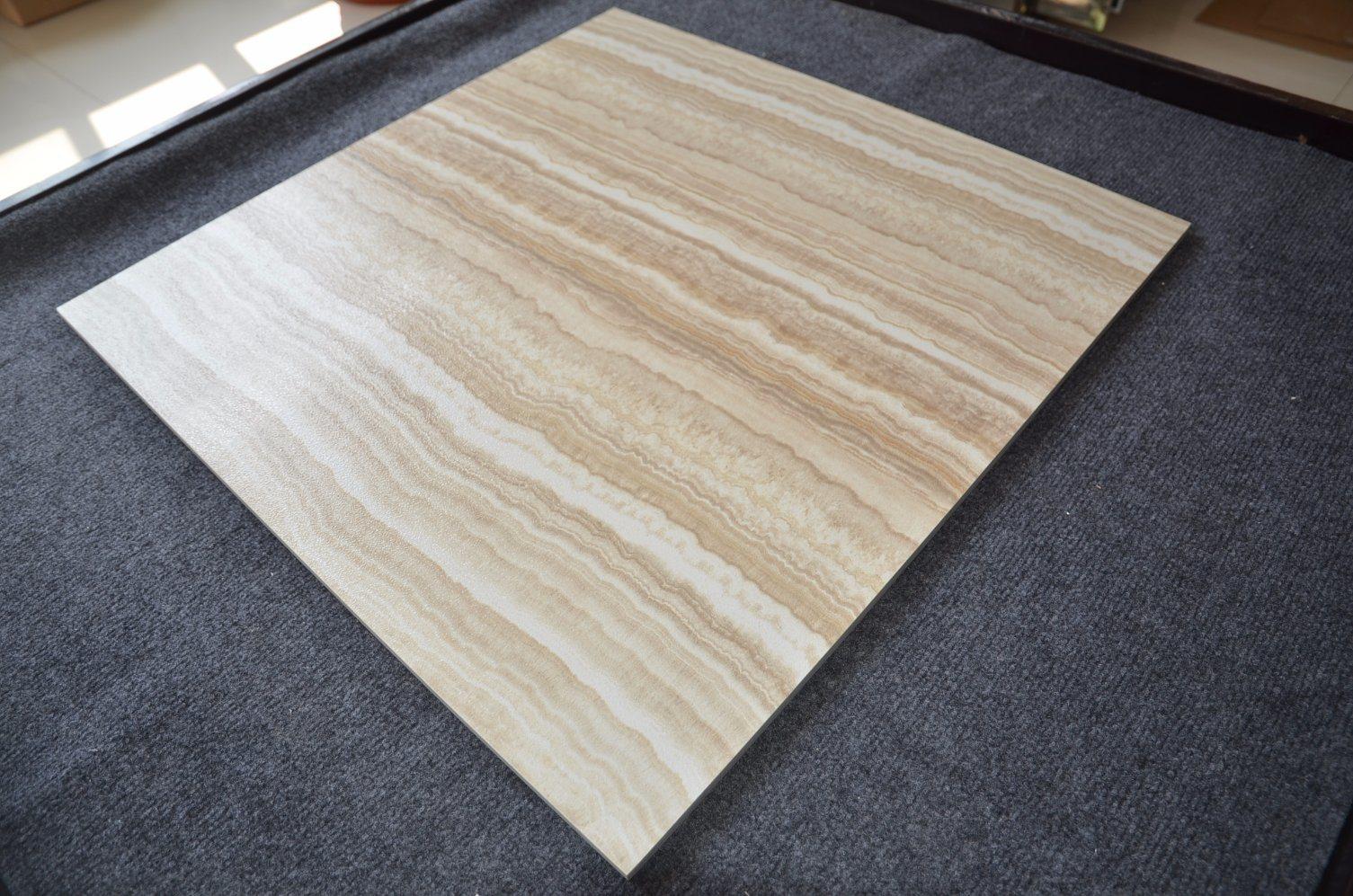 China Bathroom Use Rustic Ceramic Non Slip Porcelain Floor Tiles ...