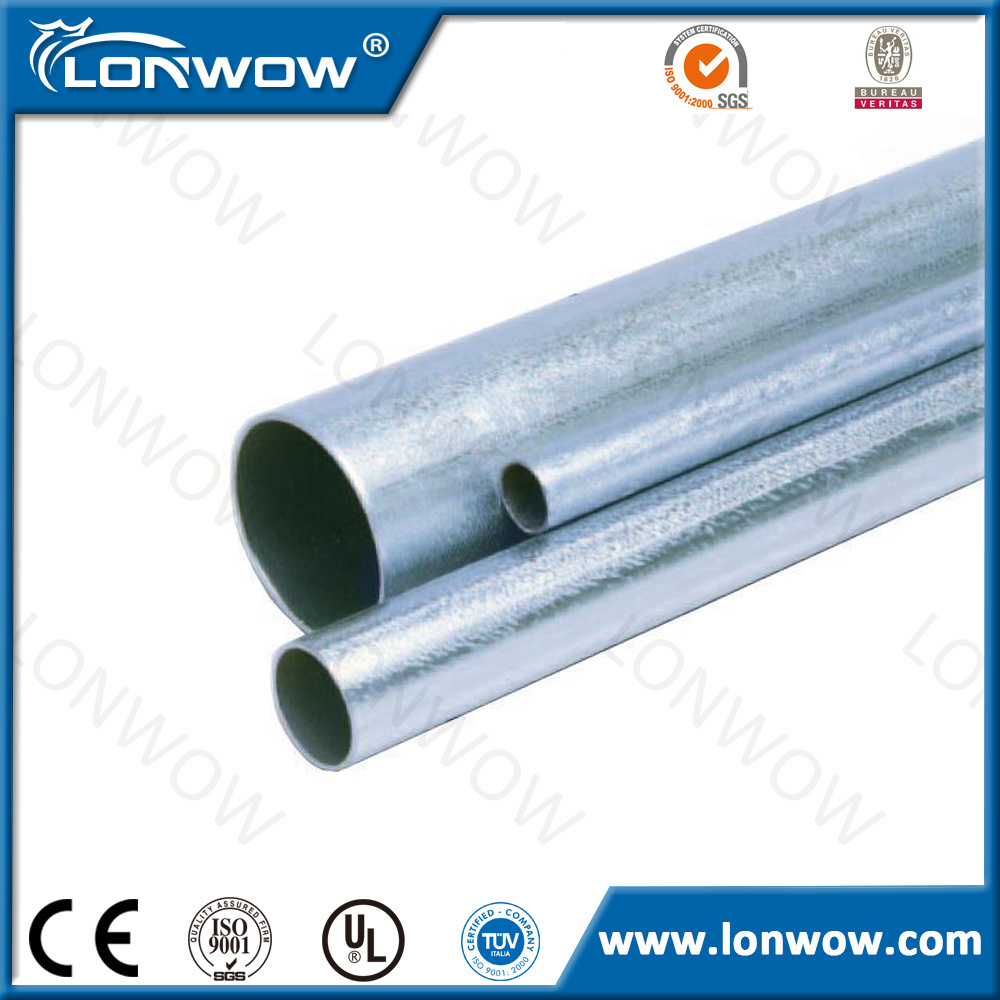 China High Quality Emt Conduit Pipe For Protectting Wiring And Cable