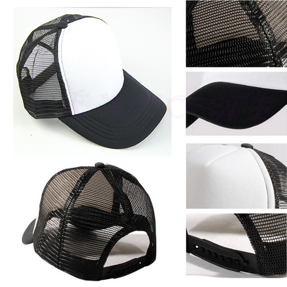 Customized Mesh Snapback Caps Mesh Trucker Cap Summer Hats pictures & photos