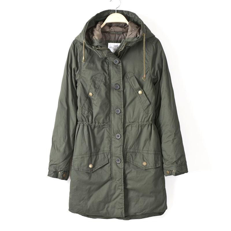 China Womens Hooded Warm Winter Coats, Ladies Winter Coats Fur Lined