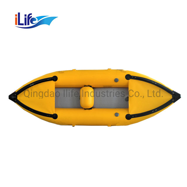 Hot Item Ilife Best Quality Used Best Low Price Inflatable Canoe Double Professional Fishing Kayak