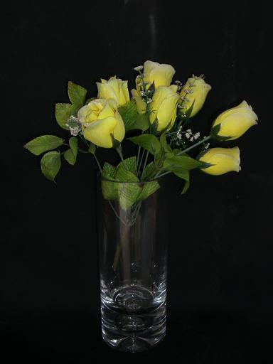 High Quality Beautiful Crystal Vase (JD-HP-002)