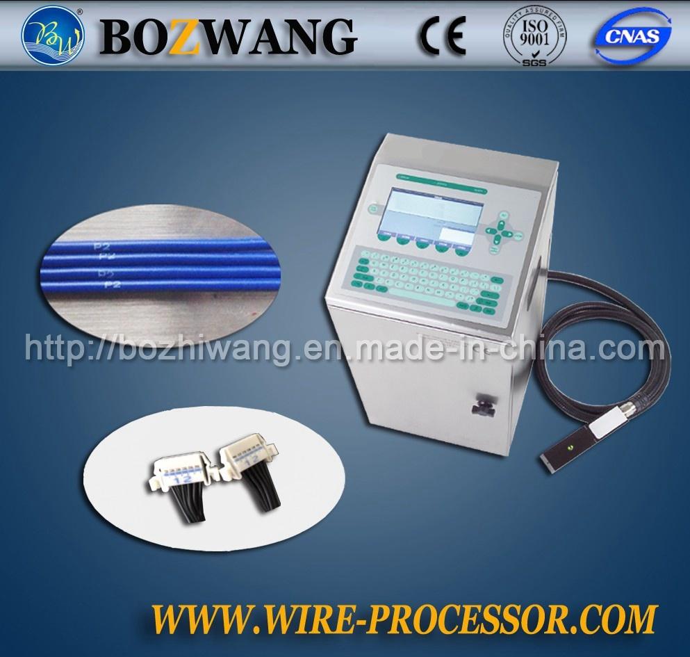 China Bzw-Pm Bozhiwang Wire Marking Machine - China Marking Machine ...