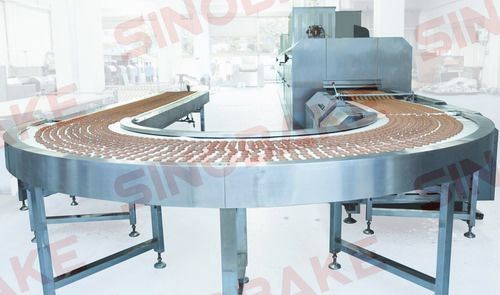 New Well Made Turniing Machine for Biscuit Line