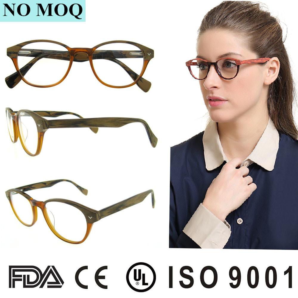 China 2016 Optical Frames Wholesale Glasses Round Eyeglass Frames ...