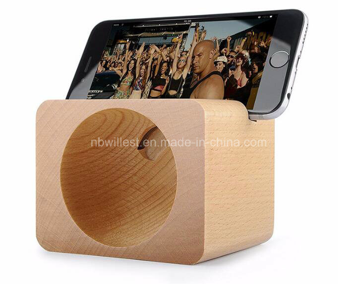 pretty nice 82911 06e6e [Hot Item] Wood Phone Holder and Cute Phone Stand for iPhone 6 6s 7 8 X  Plus, iPad and Tablets, Bamboo Desk Organizer Accessories