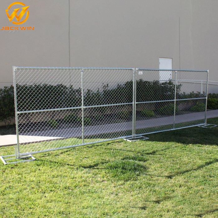 China Chain Link Fence For Construction
